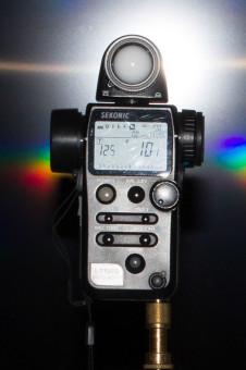 Leistung des Speedlite 270EX bei 50mm: Blende 10 (+1/10)