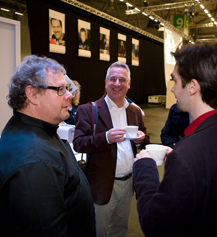 IMG 98553 Photokina: Mein 1.Tag   ein Vortrag, Drew Gardner & Guido Karp