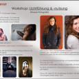 Licht sehen! Licht verstehen! Licht lenken! Neuer Workshop im April! Nur 6 Plätze!!! Alle Details unter: http://michael-gelfert.de/Workshops/Lichtfuehrung.pdf