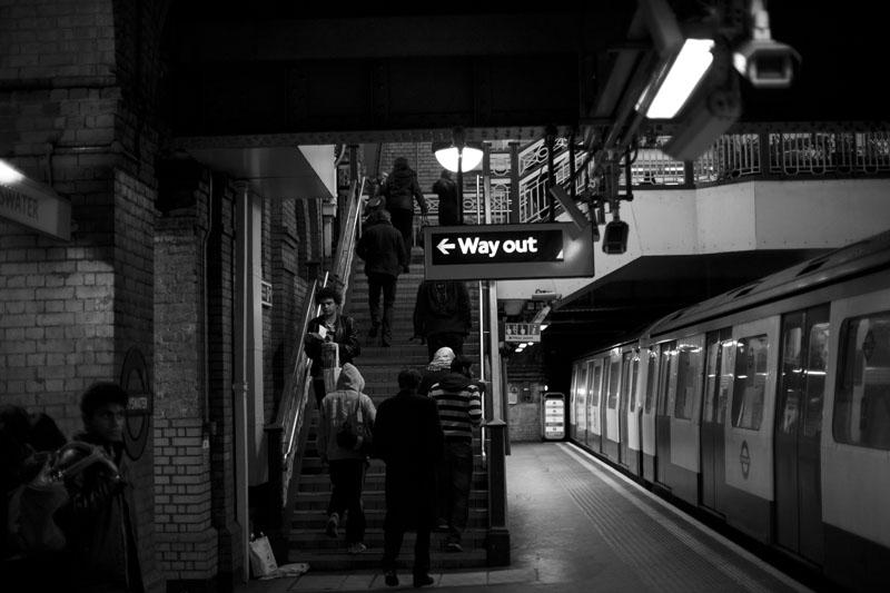 London 090311 0157 Wenn einer eine Reise macht...